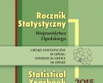 Statistical Yearbook of Opolskie Voivodship 2015 Foto