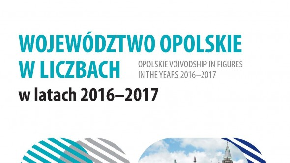 Opolskie voivodship in figures in the years 2016-2017