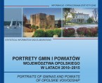Portraits of gminas and powiats of opolskie voivodship in 2010-2015 Foto