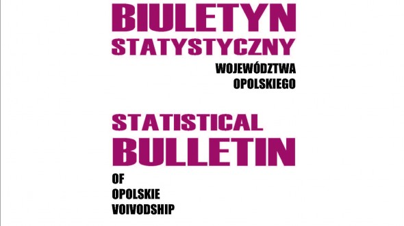 Statistical Bulletin of Opolskie Voivodship – IV quarter 2016